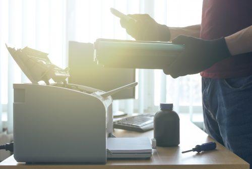 Laser Printer Service & Repair