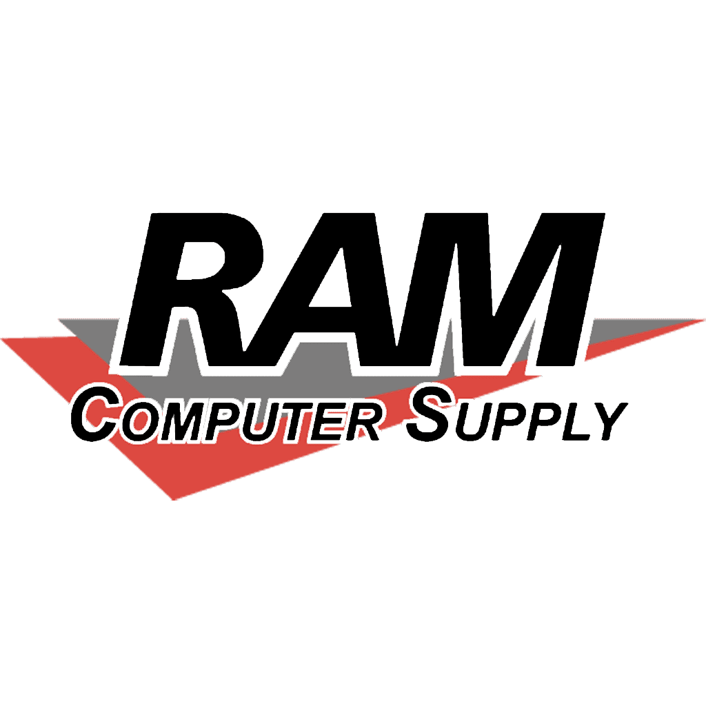 RAM Computer Supply Official Logo
